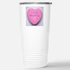 HEART MAURICE Thermos Mug