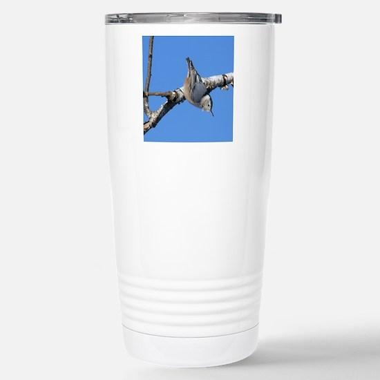 11x11_pillow Stainless Steel Travel Mug