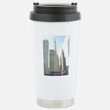 WRIGLEYBUILDING1 Stainless Steel Travel Mug