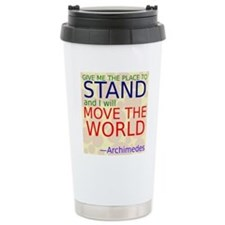 Archimedes1 Travel Coffee Mug