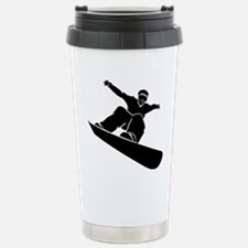 snowb11 Stainless Steel Travel Mug
