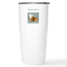 smiling pig Travel Mug
