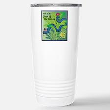SnakeTshirt Travel Mug