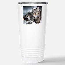 Golf Shirt Front final Travel Mug