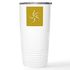 YellowSign ElderSign Te Travel Coffee Mug