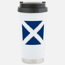 Scotland Stainless Steel Travel Mug