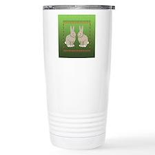 rabbits 86_H_F Travel Coffee Mug