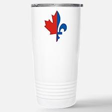 Maple-Fleur Stainless Steel Travel Mug