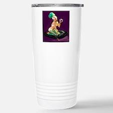 magic jeannie pillow Travel Mug
