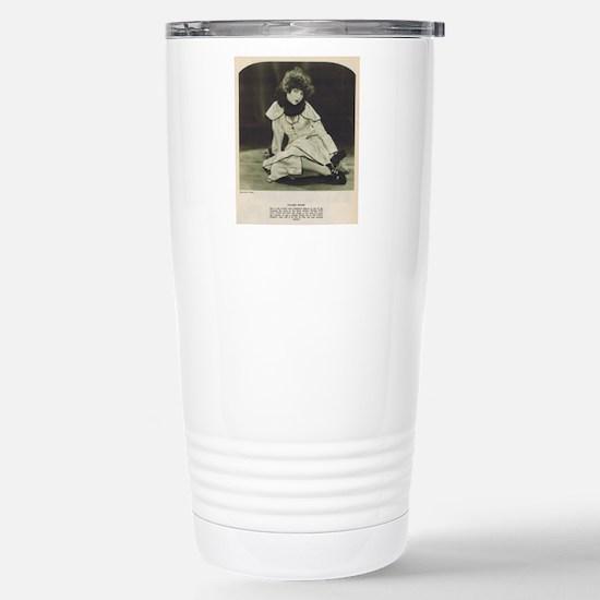 Colleen Moore 1924 Stainless Steel Travel Mug