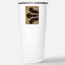 9. MAN AND woman love Travel Mug
