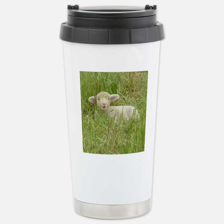 LambSquare Travel Mug