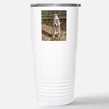 Meercat Stainless Steel Travel Mug