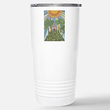 Gods Love Stainless Steel Travel Mug