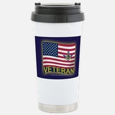 VET LICENSE Stainless Steel Travel Mug