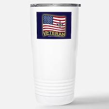 VET LICENSE Thermos Mug