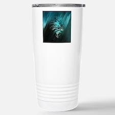 Fractal Water Travel Mug