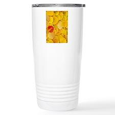 Aspen_leaves Travel Coffee Mug