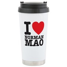 Mao T-shirt Travel Mug