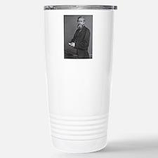 WallacePanelPrint Stainless Steel Travel Mug