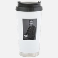 Wallace_Notecard_front Stainless Steel Travel Mug