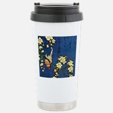 Bullfinch and drooping  Travel Mug