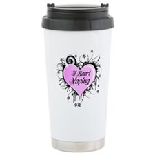 iheartvaping2000x2000 Travel Mug