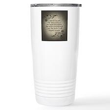 i-care-for-myself_b Travel Coffee Mug