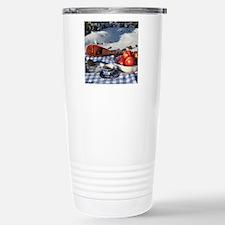 Mandolin / Mandola Wint Travel Mug