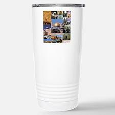 Eretz Israel Stainless Steel Travel Mug