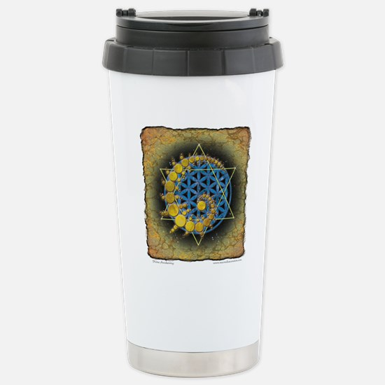 East Field Star_www Stainless Steel Travel Mug