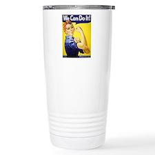 WeCanDoItPoster1 Travel Mug