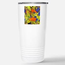 Pask001-Square Stainless Steel Travel Mug