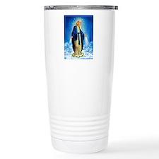 MilagrosaWoodCafeP Travel Mug