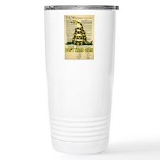 DONTTREADCONST Travel Mug