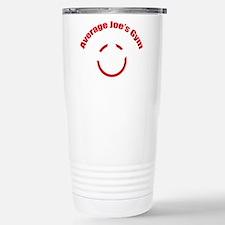 averageJoeCircleWHToutl Stainless Steel Travel Mug