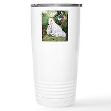 clumberspanielpupussq Travel Mug