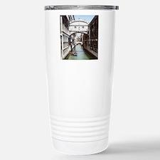 Bridge of Sighs or Pont Stainless Steel Travel Mug