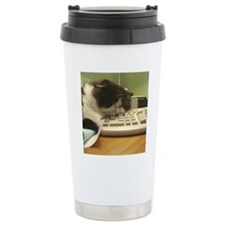 No more numbers - squar Travel Coffee Mug