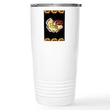 quinceanera_sunflower_b Travel Coffee Mug