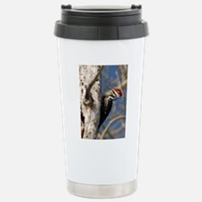 9x12_print Stainless Steel Travel Mug