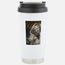Mary Reaching Travel Mug