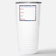 Retired Postal worker I Travel Mug