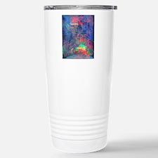 opal diamond stadium bl Stainless Steel Travel Mug