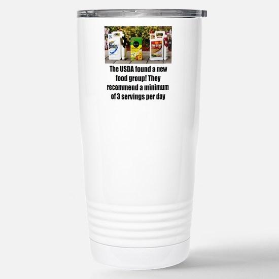 USDAfoodGroup Stainless Steel Travel Mug