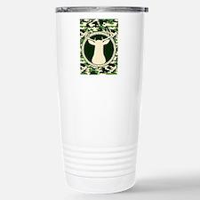 ipad2 camo buck Stainless Steel Travel Mug