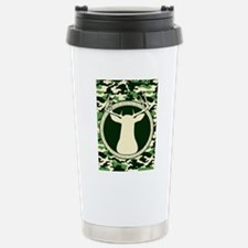 ipad2 camo buck Travel Mug