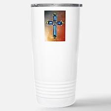 Blue_Cross_Stars_78_iPa Travel Mug