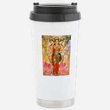 Tridevi_Hindu_Three_God Stainless Steel Travel Mug