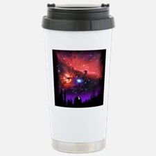 Observatory Mousepad Stainless Steel Travel Mug